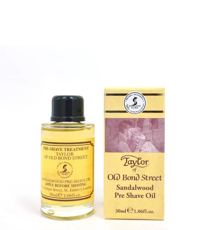 Taylor of Old Bond Street Sandalwood Olie Pre-Shave