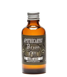 Apothecary87 Baard Olie - Original Recipe 50 ml