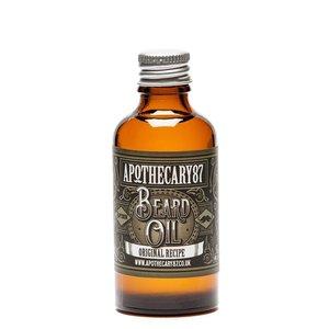 Apothecary87 Baardolie - Original Recipe - 50 ml