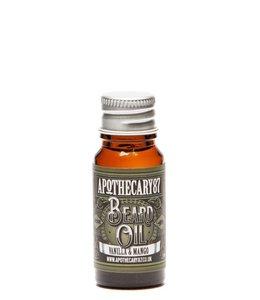 Apothecary87 Beard Oil Small - Vanilla & Mango