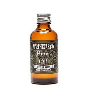 Apothecary87 Baardolie - Vanilla & Mango - 50 ml