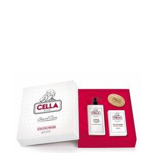 Cella Milano Moustache & Beard Gift Set
