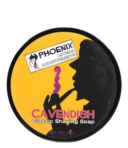Phoenix Artisan Acc. Shaving Soap- Cavendish