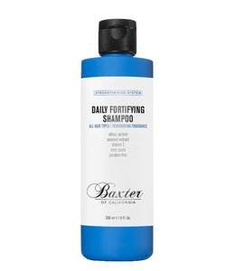 9. Baxter of California Daily Fortifying Shampoo - 236 ml