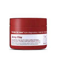 Recipe for Men Army Clay