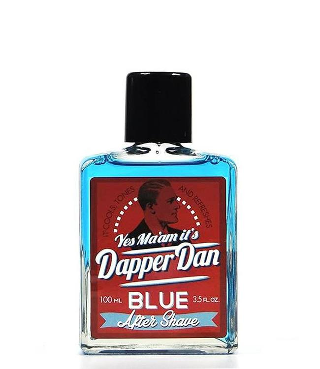 Dapper Dan DE Aftershave Blue