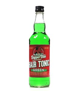 Dapper Dan DE Hair Tonic Green