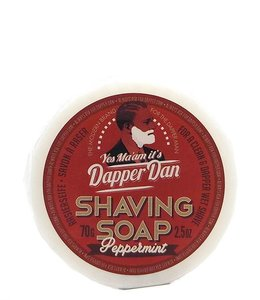 Dapper Dan DE Scheerzeep - Peppermint