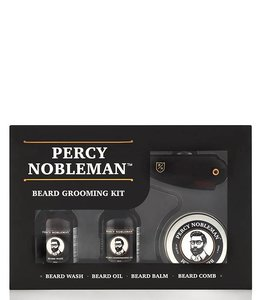 Percy Nobleman Baard Grooming Kit