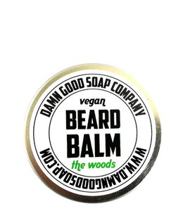 Damn Good Soap Baard Balsem Vegan - The Woods