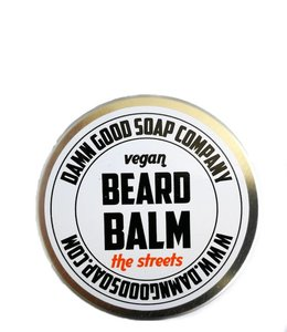 Damn Good Soap Baard Balsem Vegan - The Streets