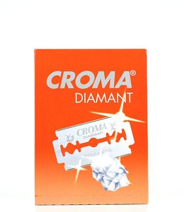 Croma Diamant Double Edge Blades (100 st)