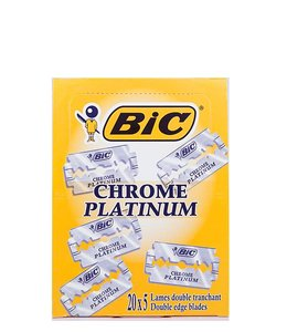 BIC Double Edge Blades (100 st)