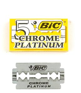 BIC Double Edge Blades (5 st)