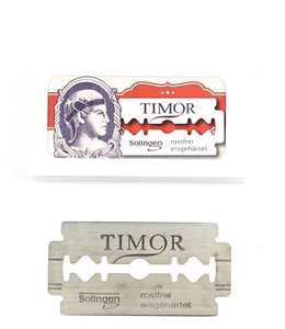 Timor Double Edge Blades (10 st)