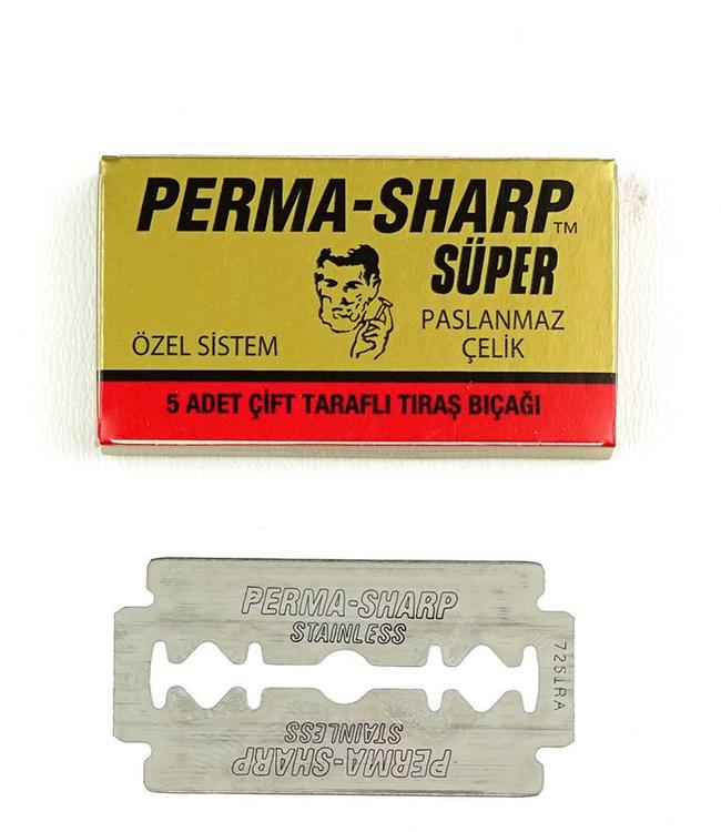 Perma-Sharp Super Double Edge Blades (5 St)