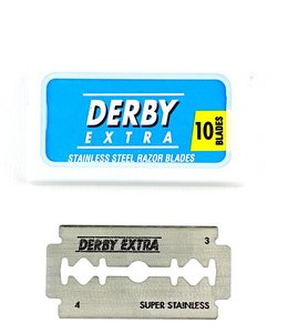 Derby Blue Double Edge Blades (10 st)
