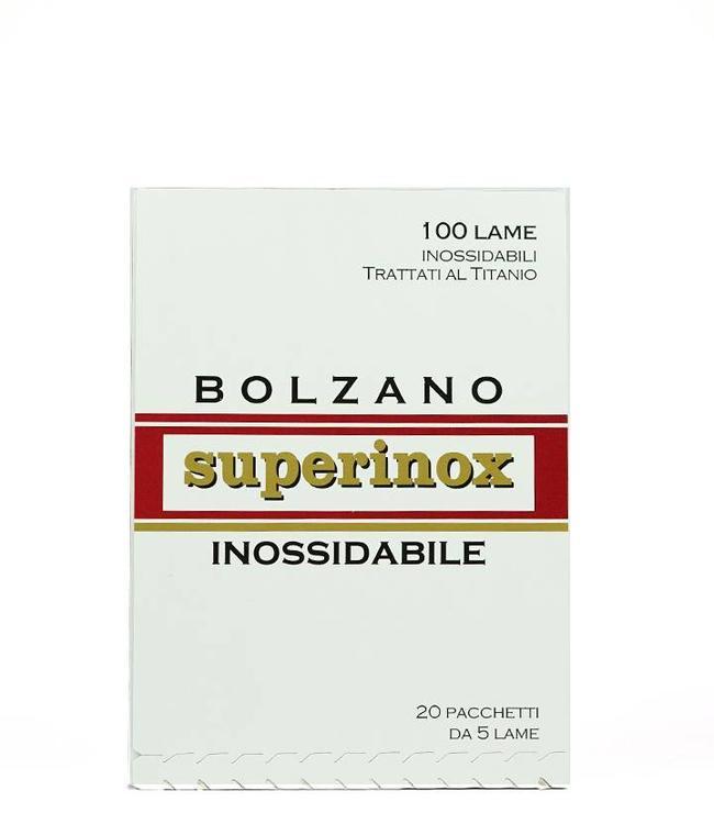 Bolzano Double Edge Blades (100 st)