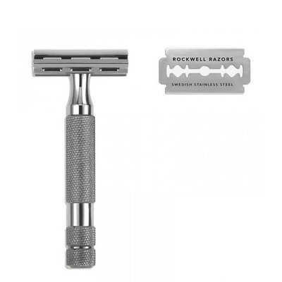 2C Safety Razor - Gunmetal Chrome Plated