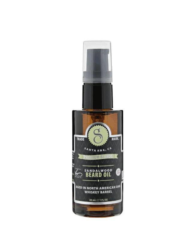 Suavecito Premium Sandalwood Beard Oil