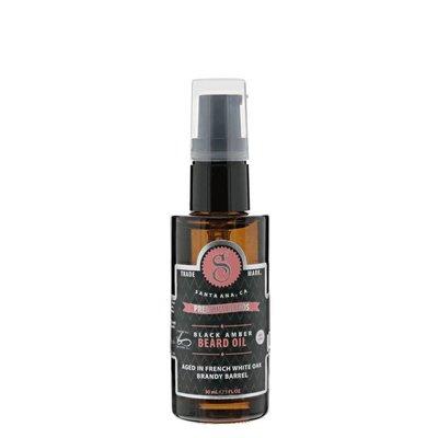 Premium Baard Olie - Black Amber