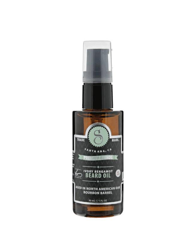 Suavecito Premium Ivory Bergamot Beard Oil