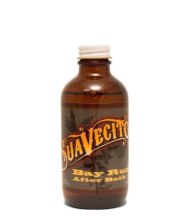 Suavecito Bay Rum Aftershave