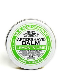 Dr K Soap Company Aftershave Balm - Lemon 'n Lime