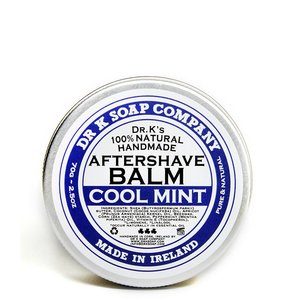 Dr K Soap Company Aftershave Balm - Cool Mint