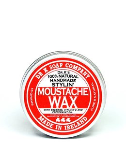 Dr K Soap Company Moustache Wax Peppermint
