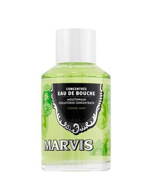 Marvis Mondwater Strong Mint 120ml