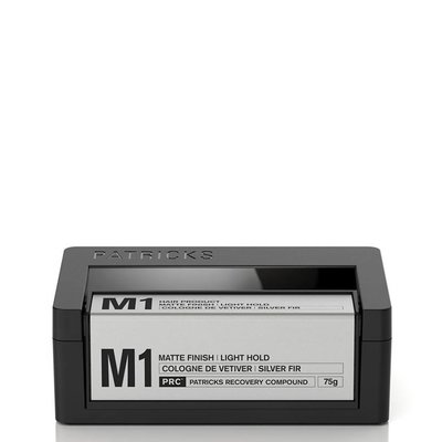 M1 Matte Finish | Light Hold Thickening Paste