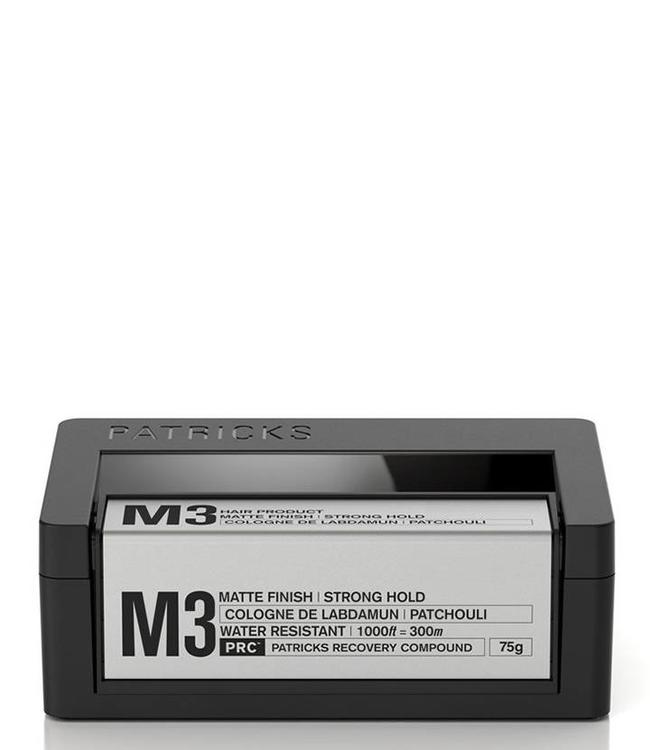 Patrick's M3 Matte Finish | Strong Hold Styling Products