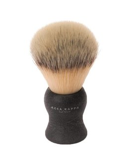 Acca Kappa Synthetic Shaving Brush - Nero