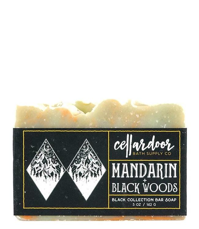 Cellar Door Mandarin + Black Woods Bar Soap