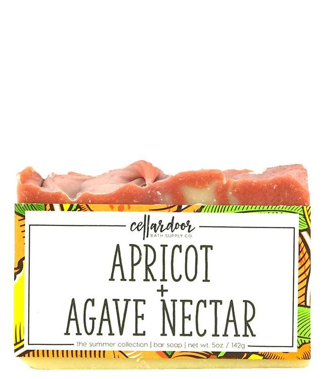 Cellar Door Apricot + Agave Nectar Bar Soap