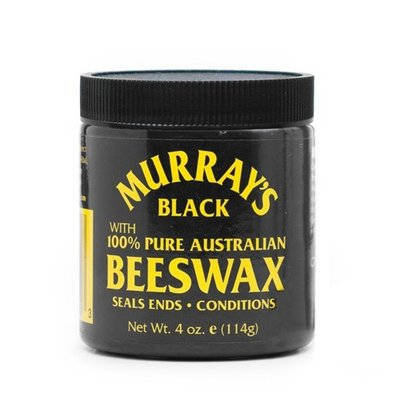 Black Beeswax pomade