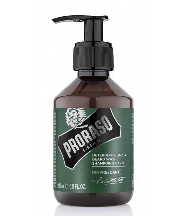 Proraso Beard Wash - Refreshing