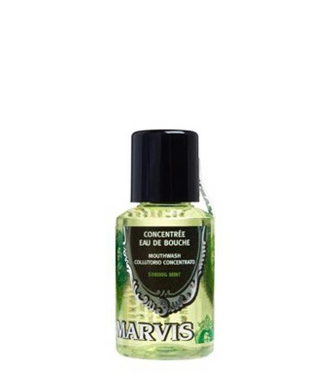 Marvis Mondwater Strong Mint - 30 ml