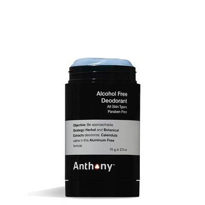 Deodorant-Alcohol Free
