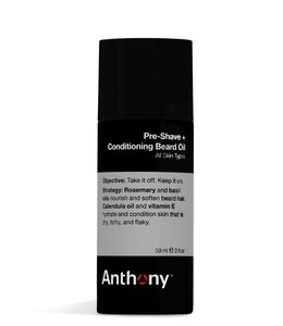 Anthony Pre Shave Conditioning Beard Oil