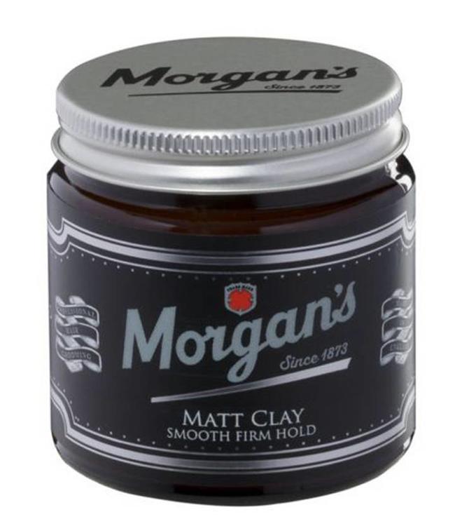 Morgan's Matt Clay