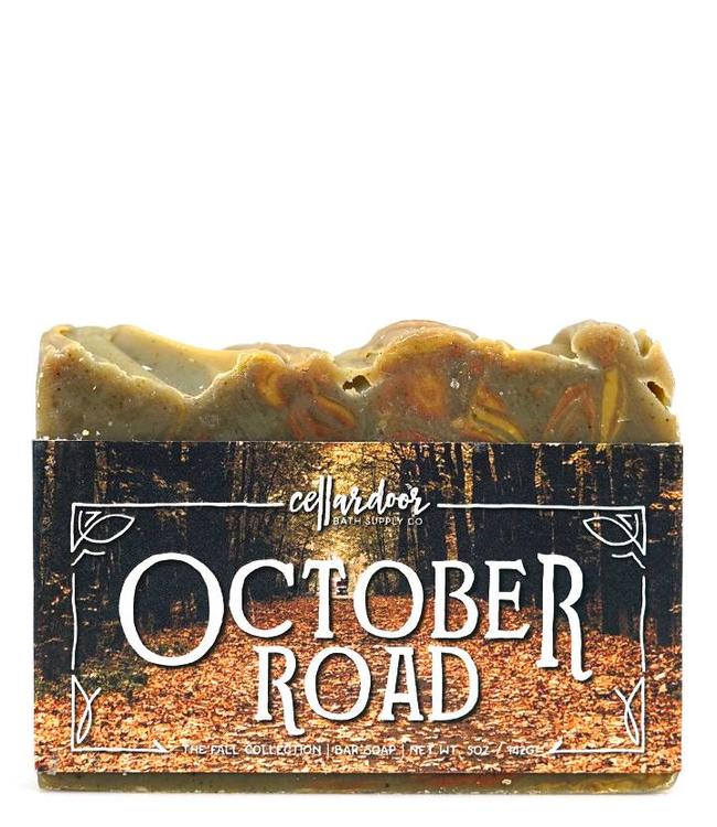 Cellar Door October Road Bar Soap