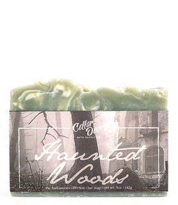 Cellar Door Haunted Woods Bar Soap