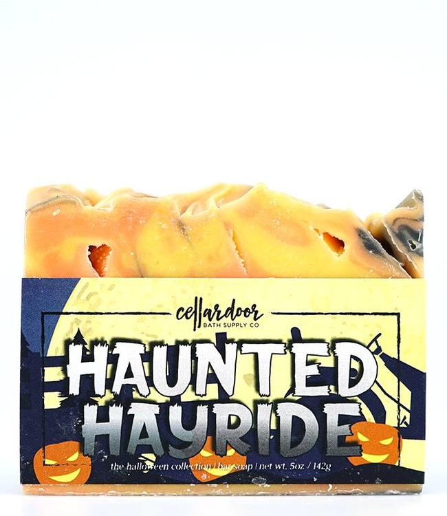 Cellar Door Haunted Hayride Bar Soap
