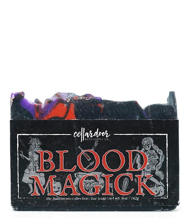 Cellar Door Blood Magick Bar Soap
