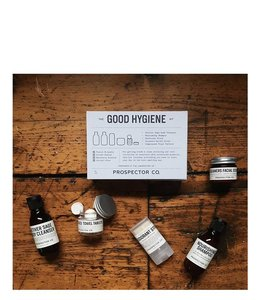 Prospector Co. Good Hygiene Kit 5 piece set