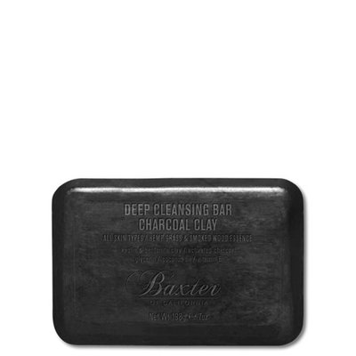 Deep Cleansing Bar Charcoal Clay