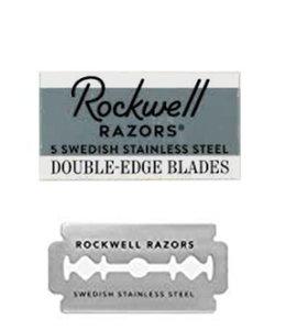 Rockwell Razors 5 Double-Edge Razor Blades