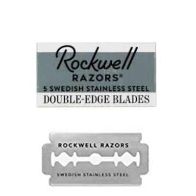 5 Double-Edge Razor Blades